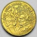 2 zł, złote 1997 Paweł Edmund Strzelecki
