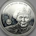 10 zł złotych 2003 Gen. Stanisław Maczek