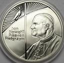 10 zł 1999, Jan Paweł II Papież Pielgrzym