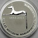 10 zł złotych 2012 Muzeum Narodowe w Warszawie