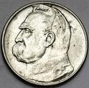 2 zł złote 1934 Józef Piłsudski ŁADNY