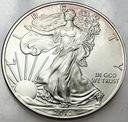 USA 1 dolar 2010 oz uncja One Silver Dollar SREBRO