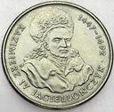 20000 zł złotych 1993 Kazimierz IV Jagiellończyk