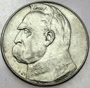 10 zł złotych 1939 Józef Piłsudski ŁADNY