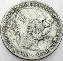 Austro-Węgry 5 koron 1900 Franciszek Józef SREBRO