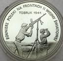 100000 zł złotych 1991 Tobruk