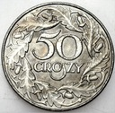 50 gr pięćdziesiąt groszy 1938
