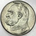 5 zł złotych 1938 Józef Piłsudski